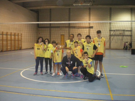 voley 2ºeso