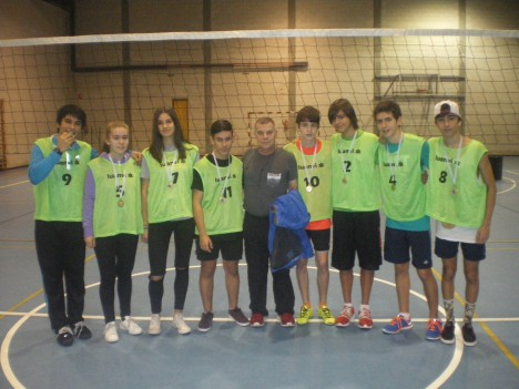 voley.4º eso
